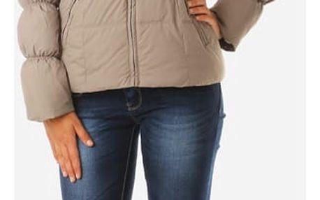 Prošívaná zimní bunda