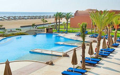 Hotel Novotel Marsa Alam, Marsa Alam, Egypt, letecky, all inclusive