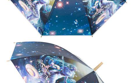 Deštník se zvěrokruhem - Znamení Váhy 702-1 (7)