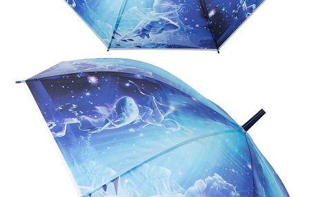 Deštník se zvěrokruhem - Znamení Ryby 702-1(12) KO0008-02