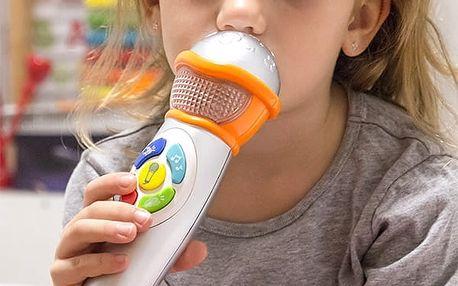 Dětský Mikrofon se Světly a Zvuky