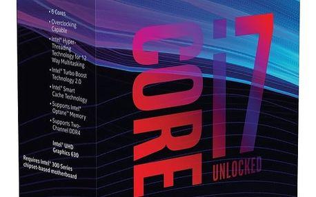 Intel Core i7-8700K - BX80684I78700K