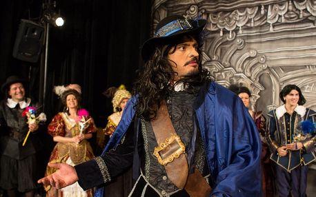 Cyrano - muzikál L'. Feldeka a O. Brzobohatého
