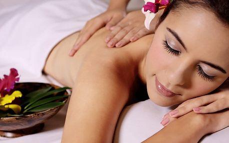 Čas na pauzu: masáž dle výběru ze 6 druhů