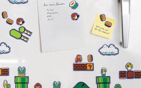 Velká sada magnetů Mario Bros.