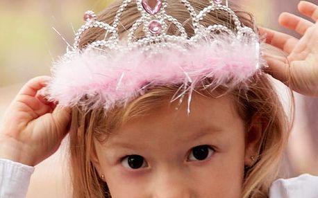 Čelenka pro Malé Princezny