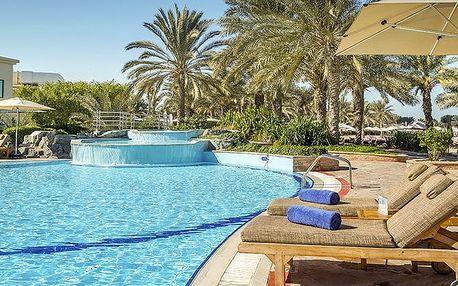 Hotel Hilton Abu Dhabi, Dubaj, Spojené arabské emiráty, letecky, snídaně v ceně