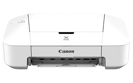 Tiskárna inkoustová Canon iP2850 (8745B006AA) bílá A4, 8str./min, 4str./min, 4800 x 1200, USB