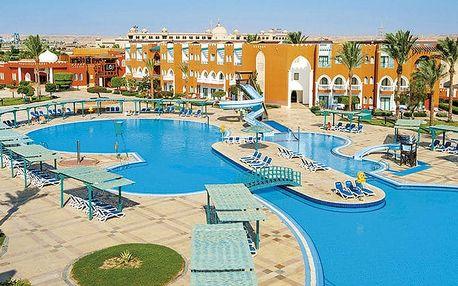 Hotel Sunrise Garden Beach Resort & Spa, Hurghada, Egypt, letecky, ultra all inclusive