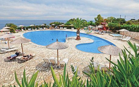 Porto Skala Hotel Village, Kefalonie, Řecko, letecky, polopenze