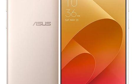 Mobilní telefon Asus 4 Selfie Pro (ZD552KL-5G022WW) (ZD552KL-5G022WW) zlatý