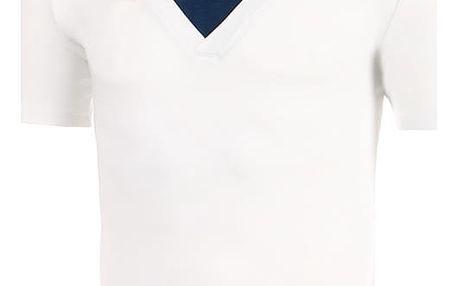 Pánské tričko s kapucí II.jakost bílá