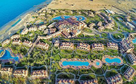 Hotel Club Calimera Akassia Swiss Resort, Marsa Alam, Egypt, letecky, all inclusive