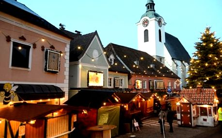 1denní adventní zájezd s průvodem čertů v rakouském Steyr a Steinbachu. Největší betlém na světě.