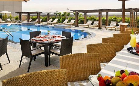 Hotel Ramada Jumeirah, Dubaj, Spojené arabské emiráty, letecky, snídaně v ceně
