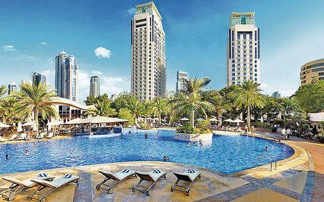 Hotel Habtoor Grand Resort, Dubaj, Spojené arabské emiráty, letecky, snídaně v ceně