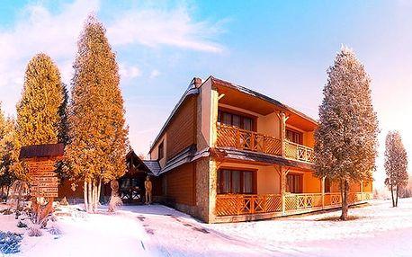 Ranč u Edyho, Ubytování na ranči, lyžování a odpočinek v oravské přírodě