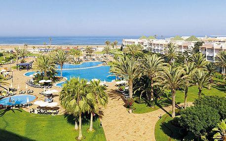 Hotel Iberostar Founty Beach, Agadir, Maroko, letecky, all inclusive