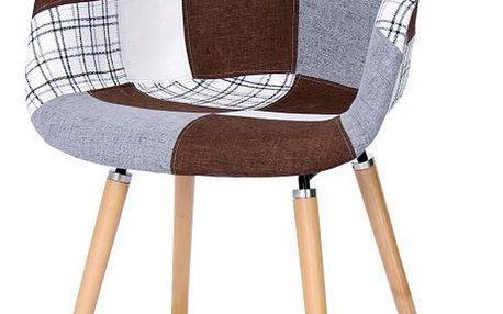 Jídelní židle stela 1, 72/83/61 cm