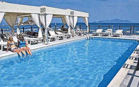 Hotel Sacallis Inn, Kos, Řecko, letecky, bez stravy