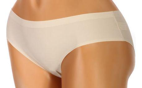 Dámské kalhotky z mikrovlákna - klasický střih tělová