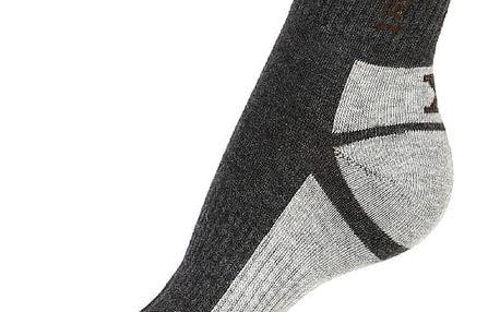 Dámské sportovní ponožky tmavě šedá