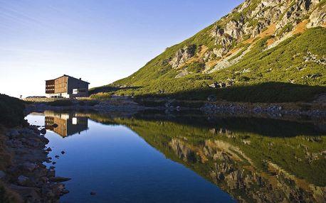 Slezský dům pod Gerlachem, nejvýše pložený hotel na Slovensku s polopenzí