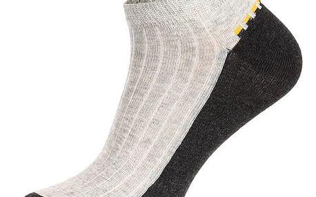 Pánské kotníkové ponožky bílá