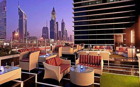 Hotel Nassima Royal Hotel Dubai, Dubaj, Spojené arabské emiráty, letecky, snídaně v ceně