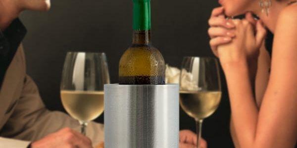 Nerezový Chladič na Víno