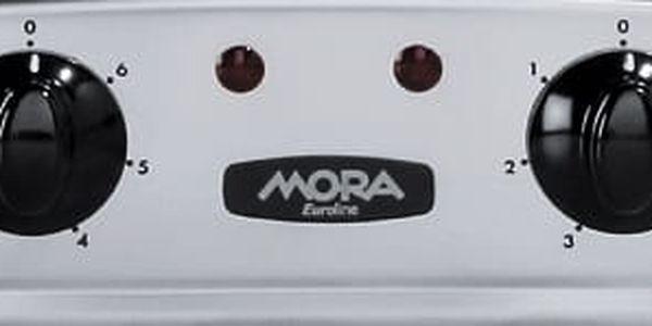 Elektrická varná deska Mora VDE 310 X nerez + DOPRAVA ZDARMA3