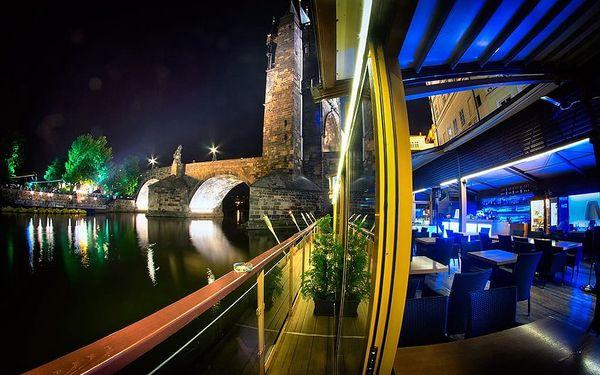 Charles Bridge restaurant
