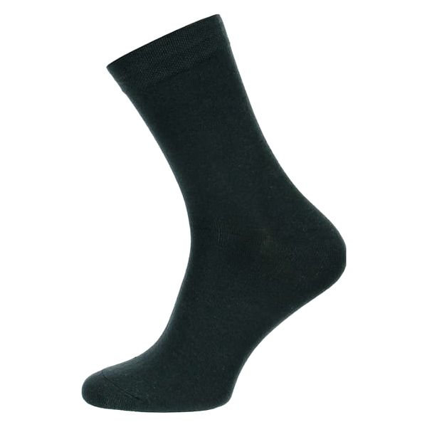 Pánské jednobarevné ponožky tmavě modrá3