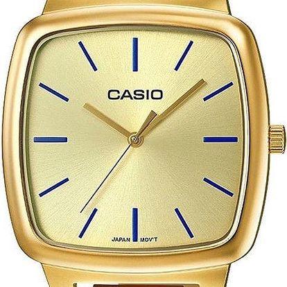 Casio LTP E117G-9A + pojištění hodinek, doprava ZDARMA, záruka 3 roky