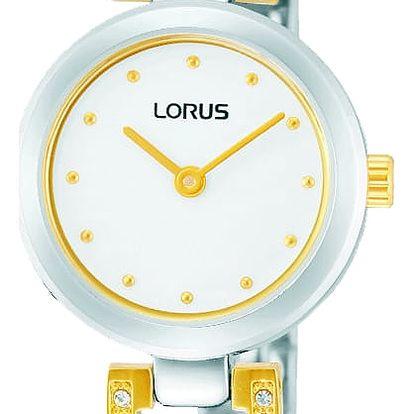 Lorus RRW21EX9 + pojištění hodinek, doprava ZDARMA, záruka 3 roky