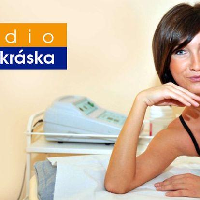 Až 75% sleva na radiofrekvenční lifting obličeje v centru Prahy