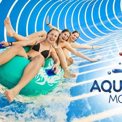 Permanentky do Aqualandu Moravia