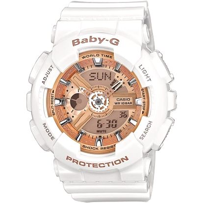 Casio BA 110-7A1 + pojištění hodinek, doprava ZDARMA, záruka 3 roky