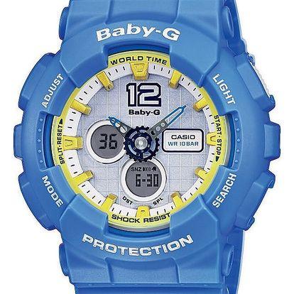 Casio BA 120-2B + pojištění hodinek, doprava ZDARMA, záruka 3 roky