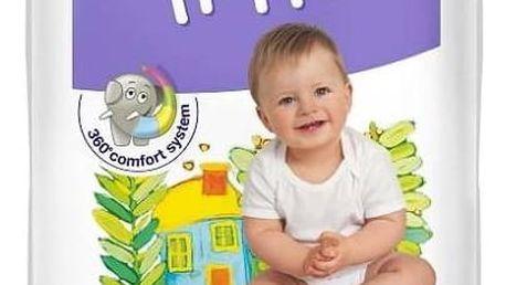 Plenky Bella Baby Happy Maxi Big Pack 66 ks Osvěžující vlhčené ubrousky Bella Bohemia (zdarma)