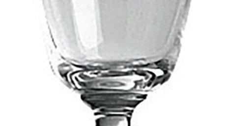 CÔTÉ TABLE Sklenička na víno Pied 190 ml, čirá barva, sklo