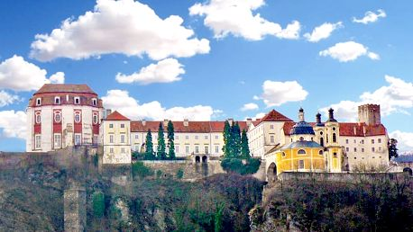 Jižní Morava relaxačně v penzionu s polopenzí a privátním wellness