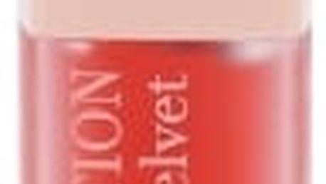 BOURJOIS Paris Rouge Edition Souffle de Velvet 7,7 ml rtěnka pro ženy 01 Orangélique
