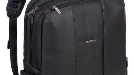 "RivaCase 8165 business batoh na notebook 15,6"", černý - RC-8165-B"