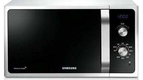 Mikrovlnná trouba Samsung Muse3 MG23F301EJW/EO bílá