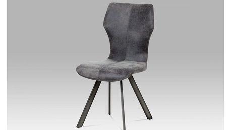 Jídelní židle HC-690 GREY3 Autronic