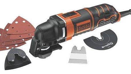 Multibruska Black-Decker MT280BA-QS + Doprava zdarma
