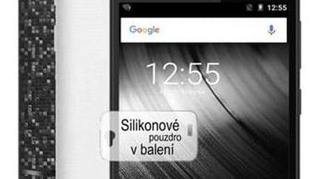 Mobilní telefon iGET BLACKVIEW A5 + balení 2 kryty (černý a bílý) a silikonové pouzdro (84000134) Software F-Secure SAFE 6 měsíců pro 3 zařízení (zdarma)