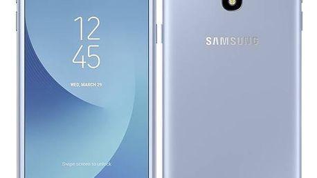 Mobilní telefon Samsung Galaxy J3 2017 (J330F) (SM-J330FZSDETL ) stříbrný Software F-Secure SAFE 6 měsíců pro 3 zařízení (zdarma) + Doprava zdarma
