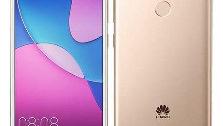 Mobilní telefon Huawei P9 lite mini Dual SIM (SP-P9LMDSGOM) zlatý Software F-Secure SAFE 6 měsíců pro 3 zařízení (zdarma) + Doprava zdarma